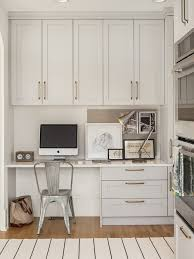 kitchen cabinets home office transitional: saveemail aede  w h b p transitional home office