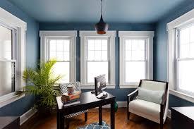 photos hgtv blue home offices
