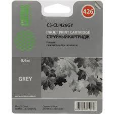 <b>Картридж Cactus CS</b>-CLI426GY Серый (Grey) — купить в городе ...