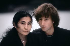John and Yoko (image courtesy Vanity Fair)