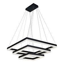 <b>Подвесной светодиодный светильник iLedex</b> Twins D0319-3 ...