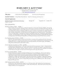 program coordinator resume resume badak event coordinator resume example