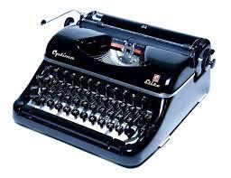 Печатная машинка Optima Elite: обзор