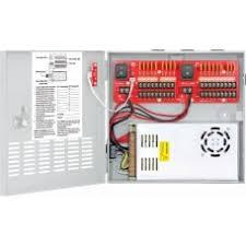 12VDC Switching CCTV Power Supply, 18 Outputs, <b>30A</b> total