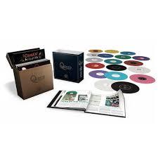 <b>Queen</b>: The <b>Studio Collection</b> (Coloured Vinyl Box Set)