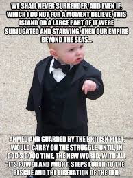 Baby Godfather memes | quickmeme via Relatably.com