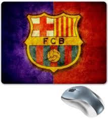 """выбрать коврики для мышки с стильными принтами """"<b>barcelona</b>"""""""