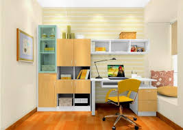 image of study room for kids design biege study twin kids study room
