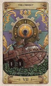 Slikovni rezultat za tarot the chariot