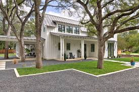 texas contemporary design ideas for a farmhouse white two story gable roof home in austin architectural plans architectural drawings floor plans design inspiration architecture