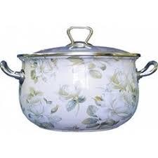 Посуда <b>эмалированные</b> – купить в Lookbuck