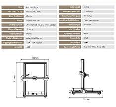 Additive Manufacturing Products 300x300x400mm TPU Copper ...