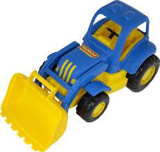 <b>Полесье</b> Трактор-<b>погрузчик Силач</b>, цвет в ассортименте ...