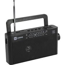 Портативный <b>радиоприёмник HARPER HDRS-377</b> — купить в ...