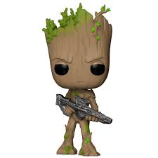 Купить <b>Фигурка Funko POP</b>! Bobble: Marvel: <b>Avengers Infinity</b> War ...