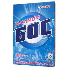 <b>БОС плюс Maximum Отбеливатель</b> порошковый, 600 г — купить в ...