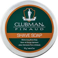 <b>Мыло для</b> бритья <b>Clubman</b> Shave <b>Soap</b>, <b>натуральное</b>, 59 г ...