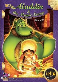 Tales & Games: <b>Aladdin</b> & the <b>Magic Lamp</b> | Board Game ...