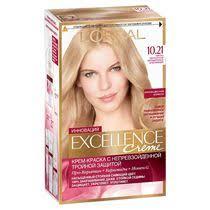 <b>Стойкая крем-краска для</b> волос L'Oreal Paris Excellence светло ...