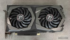 Review: <b>MSI</b> GeForce <b>RTX 2060</b> Gaming Z