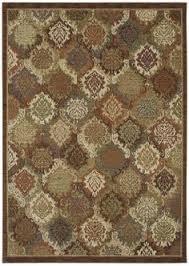 shaw area rug multi