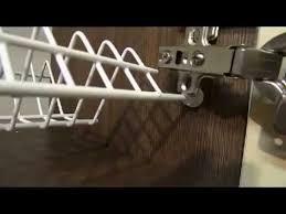 Сборка мебели.Сушка для посуды. - YouTube
