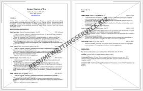 resume for cpa resume for cpa 0543
