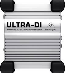 <b>Директ</b>-<b>бокс BEHRINGER ULTRA-DI DI100</b> - купить в Москве и ...
