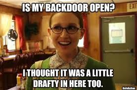 Sexually Oblivious Female memes   quickmeme via Relatably.com