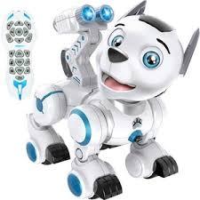 <b>Радиоуправляемая интерактивная собака Le</b> Neng Toys Wow!Dog