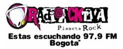 Radioacktiva 97.9 FM Bogota En Vivo