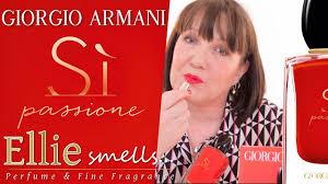 <b>Giorgio Armani Si Passione</b> Review - YouTube