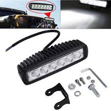 <b>Car Truck</b> 18W LED Work Light Bar Reversing Flood Lamp Jeep ...