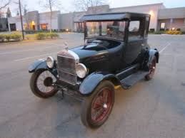 Image result for 1926 Ford Model T Coupe