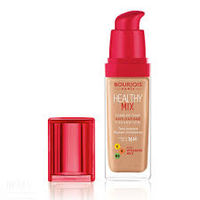 <b>Bourjois Healthy Mix</b> Foundation | Aging, Huidverzorging, Vitamine