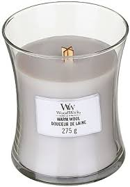 WoodWick Hourglass Candle <b>Warm Wool</b> - <b>Ароматическая свеча</b> в ...