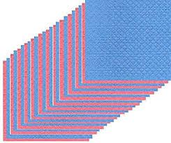 sponge wipe(<b>Multicolor</b>) (<b>24 pcs</b>.): Amazon.in: Home & Kitchen