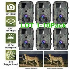 <b>4g</b> LTE 12mp HD 1080p <b>Trail Hunting Camera</b> GPS <b>Deer</b> Wildlife ...