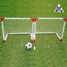 <b>Ворота</b> игровые <b>DFC</b> 2 Mini Soccer Set GOAL219A 76,<b>5</b> х 52,<b>5</b> х ...