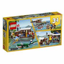 <b>Конструктор LEGO</b> Creator 31093 <b>Плавучий</b> дом - купить в Москве ...