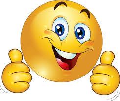Image result for big smile emoticon
