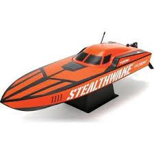 Радиоуправляемый катер ProBoat Stealthwake 23 Brushed Deep ...