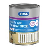 <b>Эмаль</b> для радиаторов <b>Текс Профи алкидная</b> 0,9кг - купить в СПБ ...