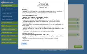 resume maker® android apps on google play resume maker® screenshot
