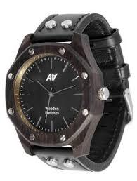 Купить <b>часы AA</b> Wooden <b>Watches</b> Octagon недорого в Москве