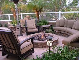 minimalist backyard patio outdoor style