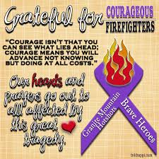 Grateful for Firefighters} Granite Mountain Hotshots... True ... via Relatably.com