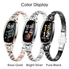 LEMFO <b>H8 Smartwatch</b> Bracelet Women IP67 Waterproof Fitness ...