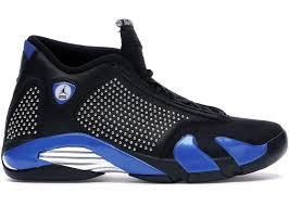 <b>Jordan</b> 14 Retro <b>Supreme</b> Black - BV7630-004
