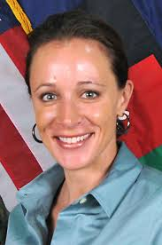 Paula Broadwell.jpg. Broadwell in July 2011 - Paula_Broadwell